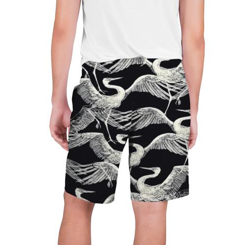 Мужские шорты 3D  Фото 02, Птицы