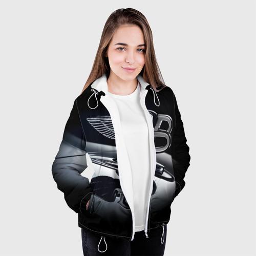 Женская куртка 3D  Фото 04, Bentley