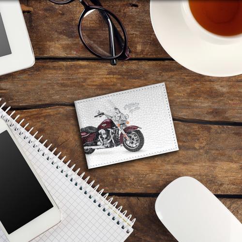 Обложка для студенческого билета Harley-Davidson Фото 01