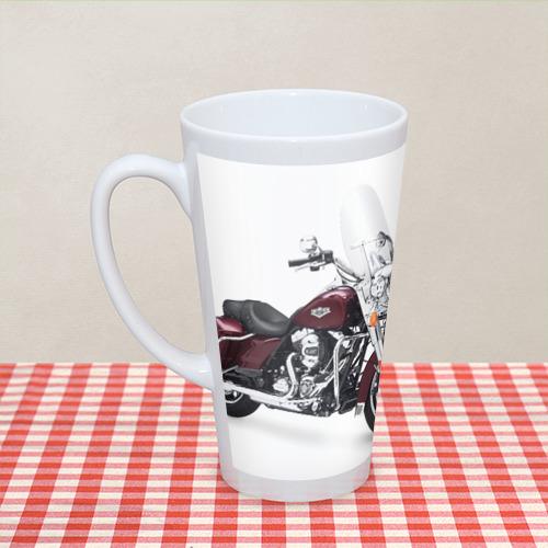 Кружка Латте Harley-Davidson Фото 01