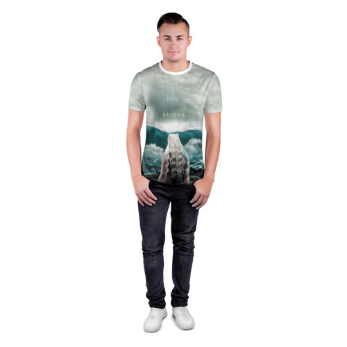 Мужская футболка 3D спортивная  Фото 04, Игра престолов