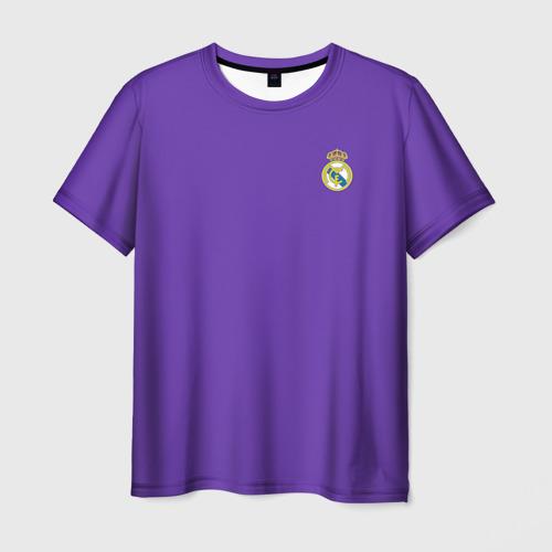 Мужская футболка 3D  Фото 01, Реал Мадрид