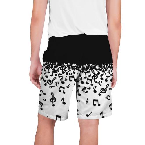 Мужские шорты 3D  Фото 02, Поглощение музыкой