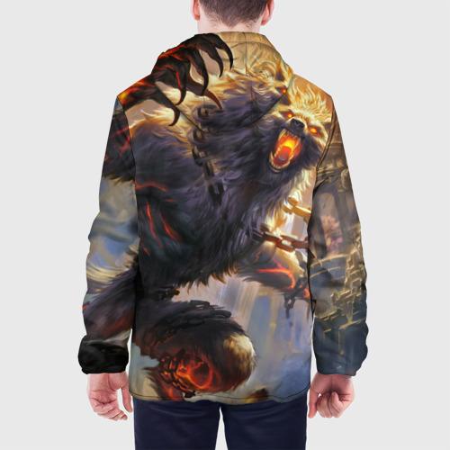 Мужская куртка 3D  Фото 05, Оборотень