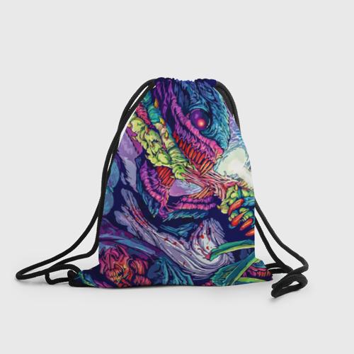 Рюкзак-мешок 3D  Фото 01, Hyper beast