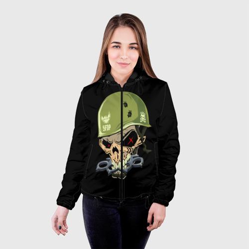 Женская куртка 3D  Фото 03, Dj Pirata