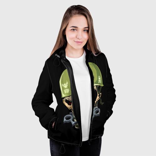 Женская куртка 3D  Фото 04, Dj Pirata