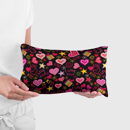 Подушка 3D антистресс  Фото 03, Love