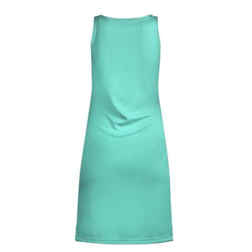 Платье-майка 3D  Фото 02, На Ibiz`у blue1