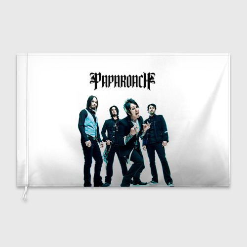 Флаг 3D  Фото 03, Paparoach 5