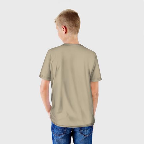 Детская футболка 3D Гонка 2 Фото 01