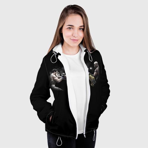 Женская куртка 3D  Фото 04, Сильва - Белфорт