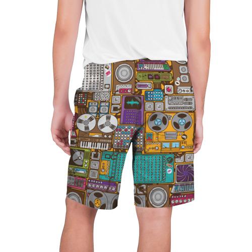 Мужские шорты 3D  Фото 02, Музыка