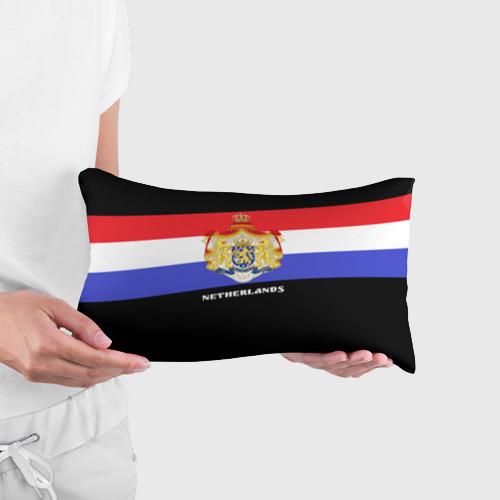 Подушка 3D антистресс  Фото 03, Флаг и герб Нидерланды