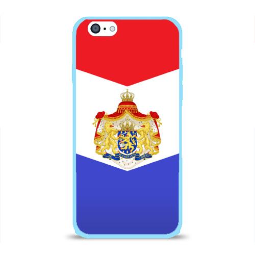 Флаг и герб Голландии