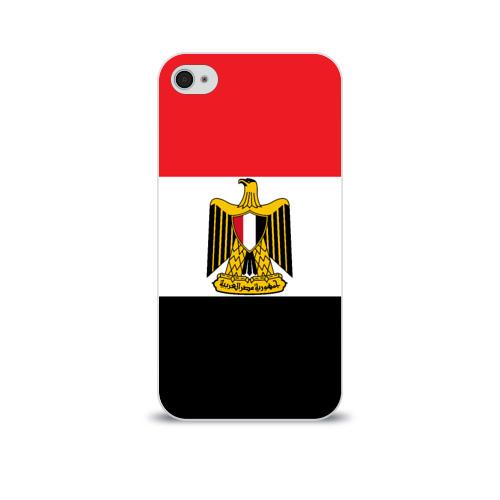 Флаг и герб Египта