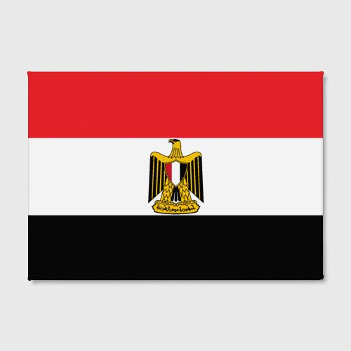 Холст прямоугольный  Фото 02, Флаг и герб Египта
