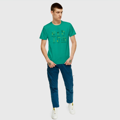 Мужская футболка хлопок Дачник 6 Фото 01