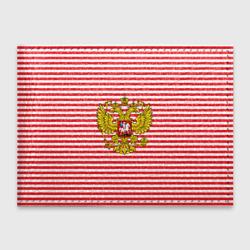 Тельняшка ВВ и герб РФ