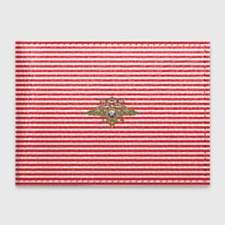 Тельняшка ВВ и герб МВД