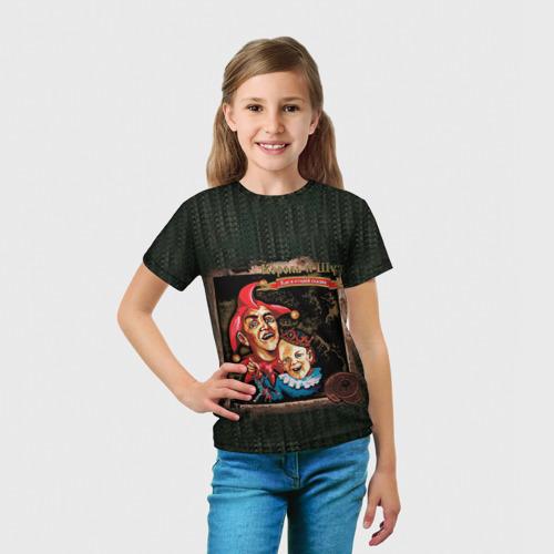 Детская футболка 3D Как в старой сказке Фото 01