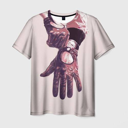 Мужская футболка 3D  Фото 03, Драйв