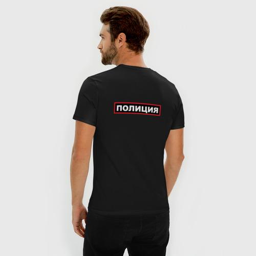 Мужская футболка премиум  Фото 04, Полиция