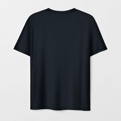 Мужская футболка 3D Сектор газа 9 Фото 01