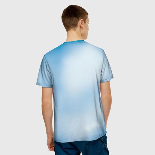 Мужская футболка 3D  Фото 02, Альфа и Омега 8
