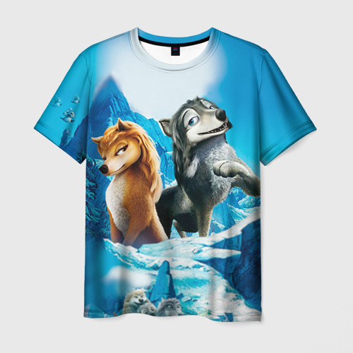 Мужская футболка 3D  Фото 03, Альфа и Омега 8