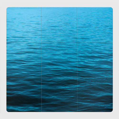 Магнитный плакат 3Х3 Море