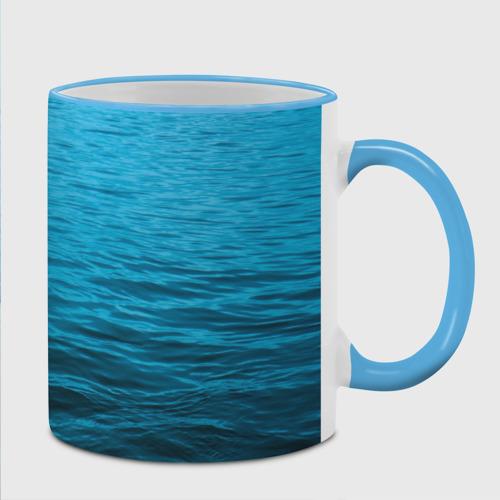 Кружка с полной запечаткой Море Фото 01