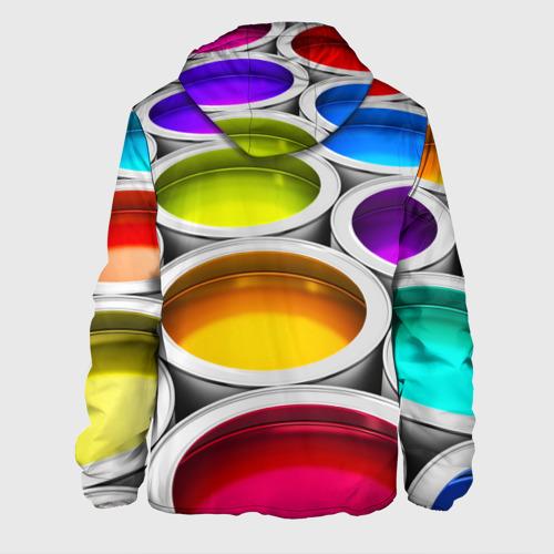 Мужская куртка 3D  Фото 02, Краски