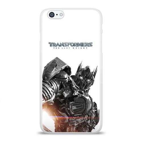 Чехол для Apple iPhone 6Plus/6SPlus силиконовый глянцевый  Фото 01, Трансформеры