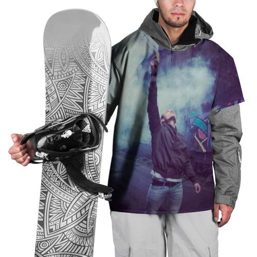 Накидка на куртку 3D Тони Раут Фото 01