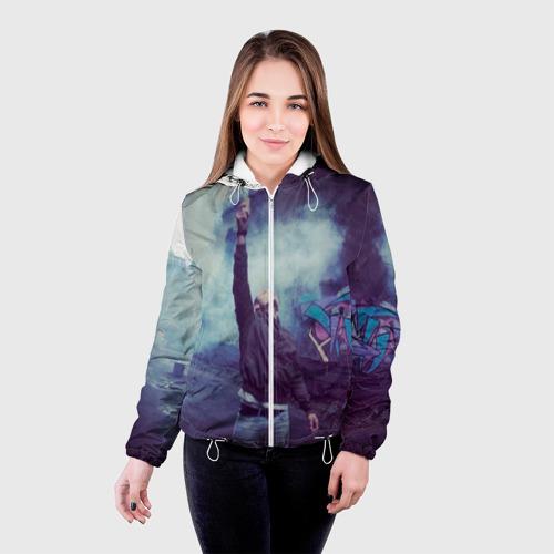 Женская куртка 3D  Фото 03, Тони Раут
