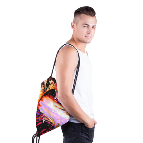 Рюкзак-мешок 3D  Фото 03, Грибочек