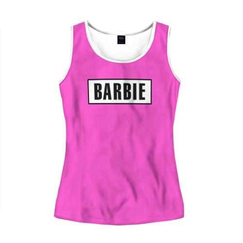 Женская майка 3D  Фото 01, Barbie