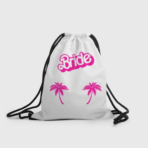 Рюкзак-мешок 3D  Фото 01, Bride пальмы