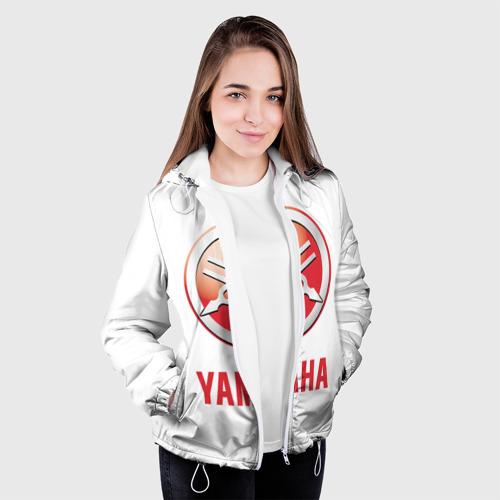 Женская куртка 3D  Фото 04, Yamaha