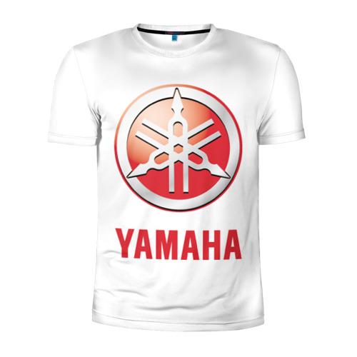 Мужская футболка 3D спортивная  Фото 01, Yamaha