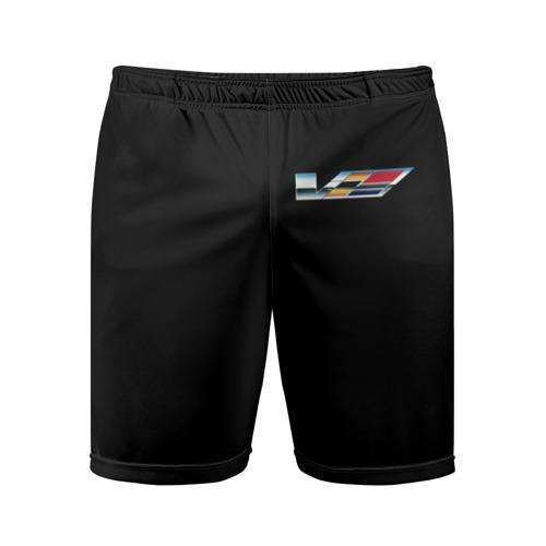 Мужские шорты 3D спортивные Cadillac