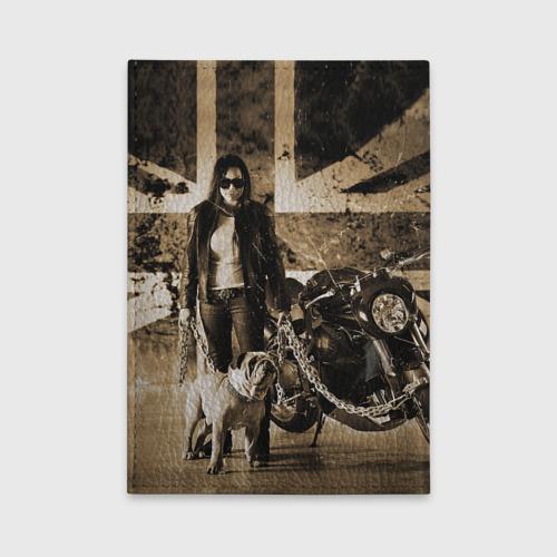 Обложка для автодокументов Bulldog Yamaha Фото 01