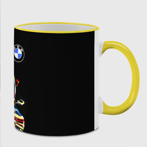 Кружка с полной запечаткой  Фото 02, BMW