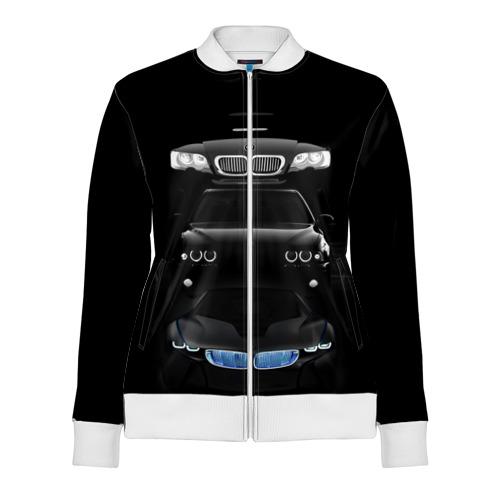 Женская олимпийка 3D  Фото 01, BMW