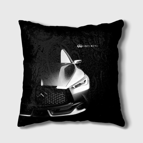 Подушка 3D Infiniti Фото 01
