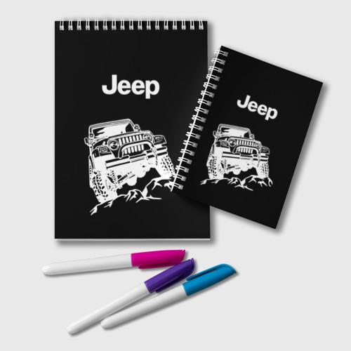 Блокнот Jeep Фото 01