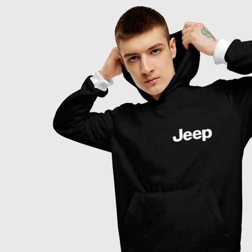 Мужская толстовка 3D  Фото 01, Jeep
