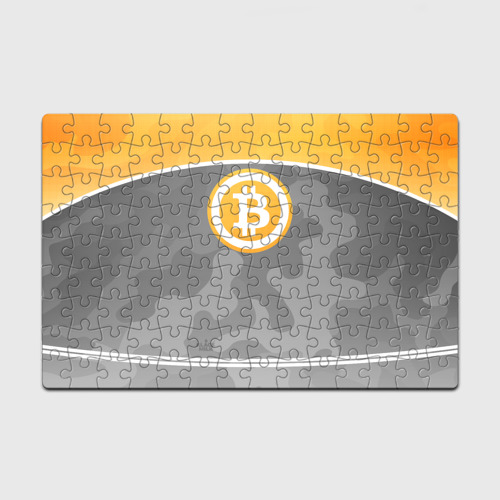 Пазл магнитный 126 элементов Black Milk Bitcoin - Биткоин Фото 01