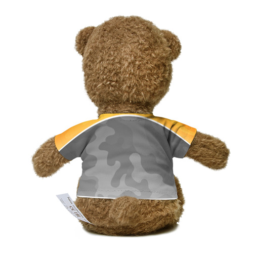 Миша в футболке 3D Black Milk Bitcoin - Биткоин Фото 01